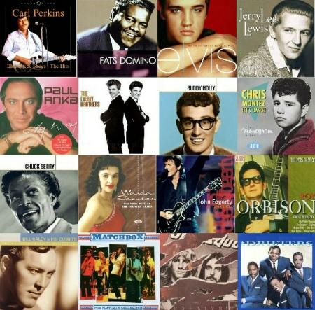 Rock 'N' Roll Stars