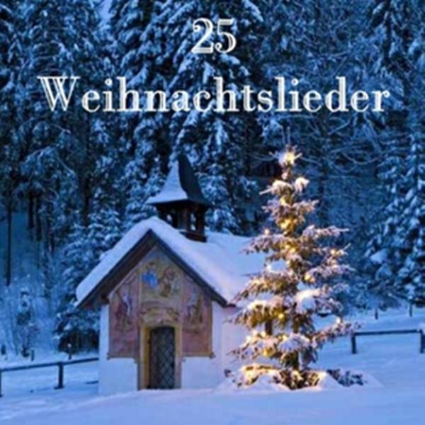 25 Weihnachtslieder